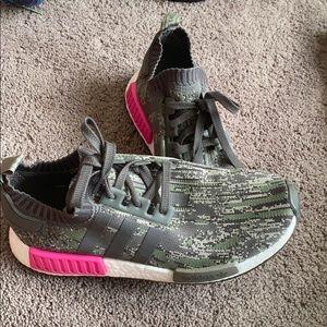 Adidas Camo Boost